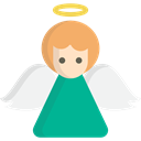 religion, christian, religious, wings, people, christmas, Angel, Christianity Icon