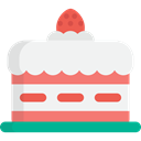 cake, Bakery, baker, Food And Restaurant, food, Cook, Dessert, sweet WhiteSmoke icon