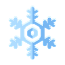 Snow, christmas, winter, Flake, Ice, Cold, snowflake Black icon