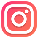 media, Apps, Social, Android, Instagram Tomato icon