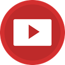 video, play, online, youtube, tube Firebrick icon