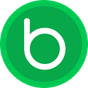 Multimedia, Communication, Badoo, internet SeaGreen icon