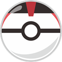 timer, Ball, poke, pocket monster DarkSlateGray icon