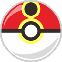 Ball, repeat, poke, pocket monster Crimson icon