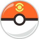 sports, poke, pocket monster, Ball Tomato icon
