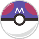 Ball, master, pocket, pocket monster DarkSlateBlue icon