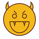 evil Goldenrod icon