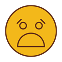 Horrified Goldenrod icon