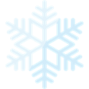 xmas, snowflake, Snow, christmas, Holiday Lavender icon