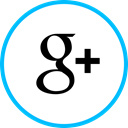 media, plus, Logo, google, Social DeepSkyBlue icon
