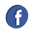media, Facebook, Social DarkSlateBlue icon