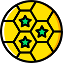 Soccer Equipment, Kid And Baby, soccer, sports, soccer ball, Soccer Gear, Ball Gold icon