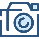 Camera, video, security, technology, cctv, surveillance, Security System DarkSlateBlue icon