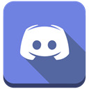 Chat, App, Social, Game, gamer, gamers, Discord CornflowerBlue icon