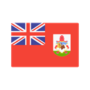 flag, Bermuda, Country, Nation Tomato icon