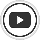 media, online, Logo, Social, tube, you DarkSlateGray icon