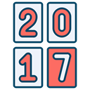 happy, year, wish, new, newyear, Celebrate AliceBlue icon