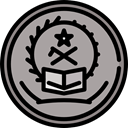exchange, banking, Business And Finance, Business, Money, coin, Cash, Currency DarkGray icon
