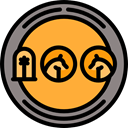 Business, Money, coin, Cash, Currency, exchange, banking, Business And Finance SandyBrown icon