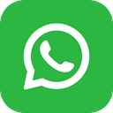 Chat, Social, Communication, Whatsapp, ineraction LimeGreen icon