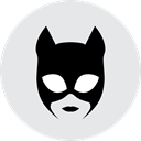 Superman, dc, Marvel, comics, Spiderman, ironman, Catwoman Lavender icon