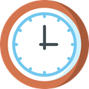 time, watch, timer, alarm clock, clocks Peru icon
