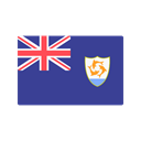 flag, Anguilla, Country, Nation DarkSlateBlue icon