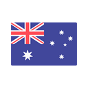 Country, Nation, flag, Australia DarkSlateBlue icon