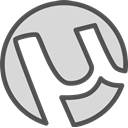 Utorrent, Brand, network, Logo, Social Gainsboro icon