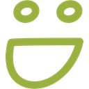 network, Logo, Social, Brand, smug YellowGreen icon