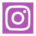 Instagram, insta, insta gram, media, network, social media, Social MediumOrchid icon