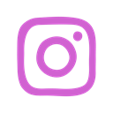 network, social media, Social, ui, Instagram, insta, media Black icon