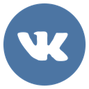 media, network, social media, Social, Vk, Circled, russian social media SteelBlue icon