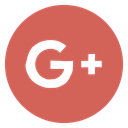 media, network, google, social media, Social, Google+, Circled IndianRed icon