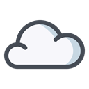 office, Cloud, web, Business, work, Data, seo Black icon