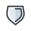 secure, security, Antivirus, web, Protection, shield, seo Black icon