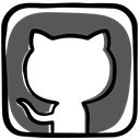 Github, Open Source, media, Community, software, Developer, Social DimGray icon