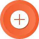 plus, new, create, medical, cross Tomato icon