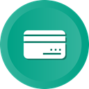 card, Finance, credit, mastercard, Bank LightSeaGreen icon