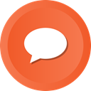Bubble, speech, Comment, Chat, talk Icon