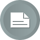 File, contract, degree, document, paper, Certificate, Agreement LightSlateGray icon