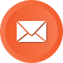 envelope, Message, documents, Letter, Ml, Eml Tomato icon