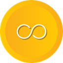 maths, eternity, Endless, Shows, infinity, Loop, mathematical Orange icon