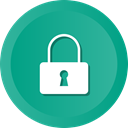 Safe, privacy, Protected, password, Lock, security LightSeaGreen icon