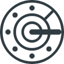 Logos, Brands, Logo, google, Authenticator, Brand DarkSlateGray icon