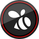 Logo, Social, swarm, media DarkSlateGray icon