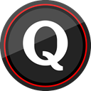 media, Logo, Social, Quora DarkSlateGray icon