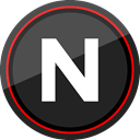 media, Logo, Social, Ning DarkSlateGray icon