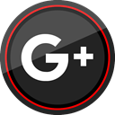google, Social, media, plus, Logo DarkSlateGray icon