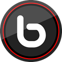 media, Logo, Social, Bebo DarkSlateGray icon